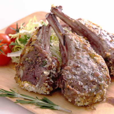 N.Z. Lamb Chop Steak