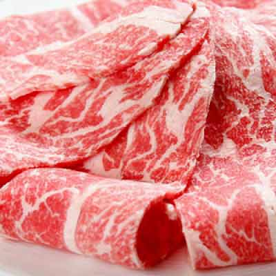U.S. Angus Beef Sliced