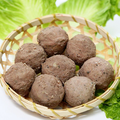 Black Pepper Meat Ball