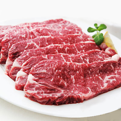 1++ Top Grade Korea Hanwoo Striploin
