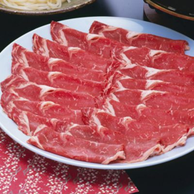 U.S. CAB Chuck Rib Eye Sliced