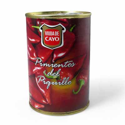 Spanish Baby Pepper Canned