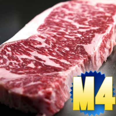 *MAY Delivery* AUS Wagyu Striploin (M4)