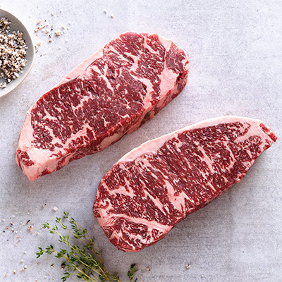 *OCT Offer* SRF Wagyu Striploin (Gold)