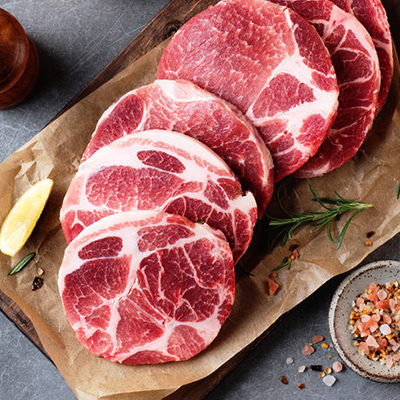 *JAN Offer* U.S. Pork Butt Steak