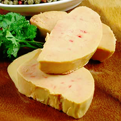 *APR Offer* Hungary Duck Liver Slice(2pcs)
