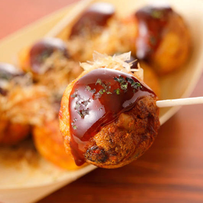 *MAY Offer* Japanese Takoyaki