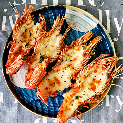 *APR Offer* Cheese Red Shrimp