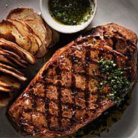 *like&share*U.S. Thick Cut Angus Rib Eye
