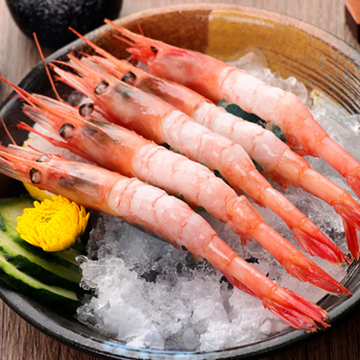 *NOV Offer* Sweet Shrimp (Sashimi)