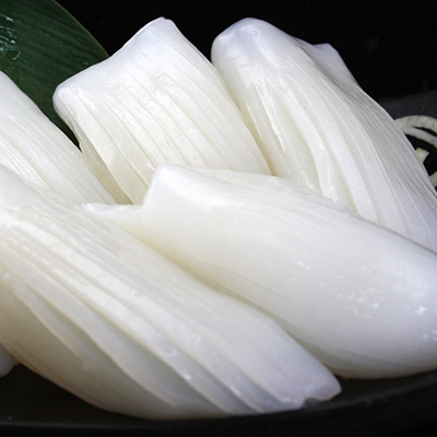 *AUG Delivery*Cuttlefish Sashimi Sliced