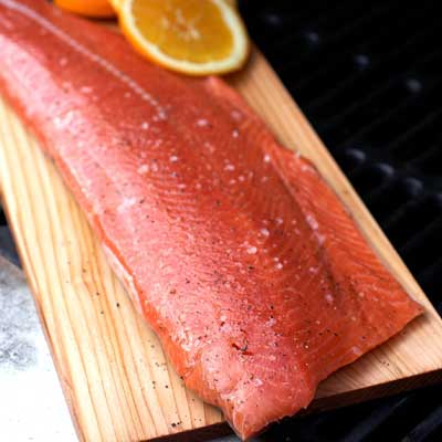*JUN Delivery* Norway Smoked Salmon