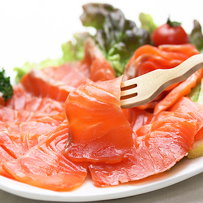 *JUL Offer* Norway Smoked Salmon