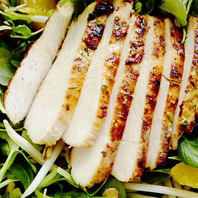 *OCT Offer* Mustard Chicken Breast x 2pcs