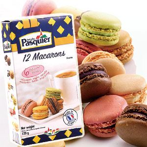 French Mini Macarons (12pcs)