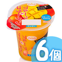 6pcs Mango Collagen Pudding