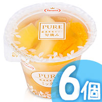 6pcs Mixed Fruit Jelly