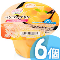 6pcs Mango Pudding