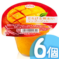 6pcs Mango Jelly