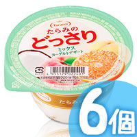 6pcs Fruit Mix Yogurt
