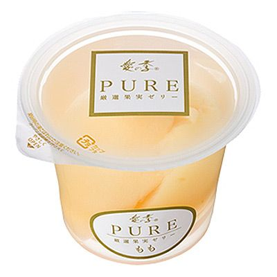 Japan Peach Jelly