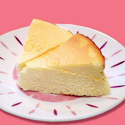 Japanese Cheese Cake (2 piece)