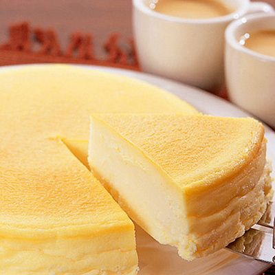 Japanese Cheese Cake (Whole)
