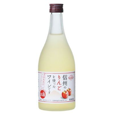 Shinshu White Peach Wine