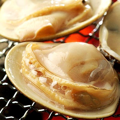 Korean Frozen Clam