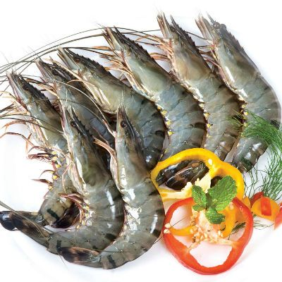 Vietnam Black Tiger Shrimp