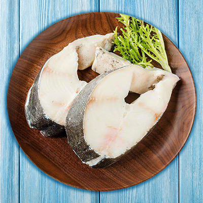Black COD Steak