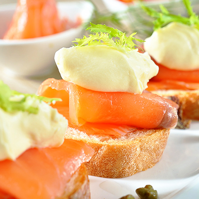 Norway Smoked Salmon (250g)