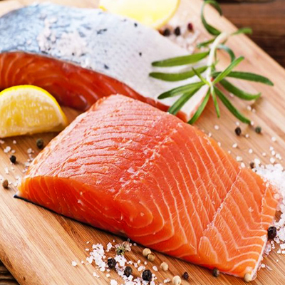 Norway Salmon Fillet (4pcs)